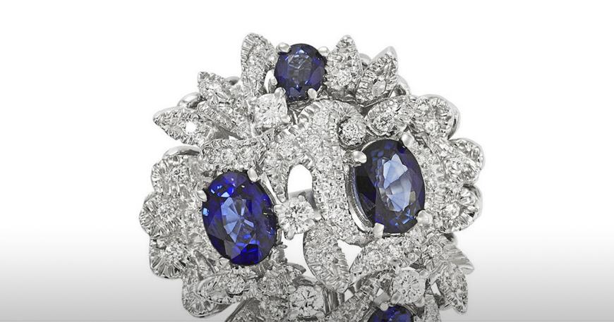 Profondo e misterioso: scopri i meravigliosi blu degli ZAFFIRI