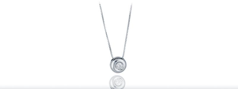 2PROMO-Collana-Punto-Luce-grande-in-oro-Bianco-18k-con-diamante-gioielli-di-valenza