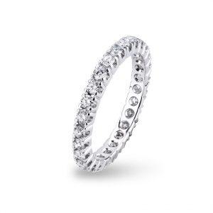 FEDI-104BB-anello-eternity-griffe-oro-bianco-18k-diamanti-Gioielli-di-Valenza