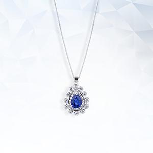 CIN2142BBZ_Collana-in-oro-bianco-18k-con-zaffiro-blu-e-diamanti_gioielli_di_valenza