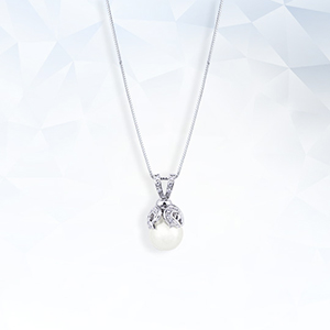 CIN2556BBPB_Collana in oro bianco 18k con Perla e diamanti_gioielli_di_Valenza