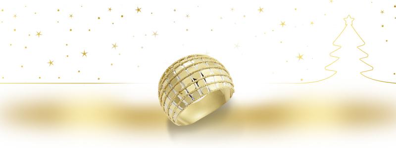 anello-AGB2129382AN-oro-giallo-18k-fascione-bombato-con-quadretti-gioielli-di-valenza