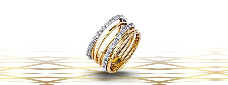 Anello-in-oro-bianco-e-giallo-18k-con-diamanti-MAN3042GB--gioielli-di-valenza-