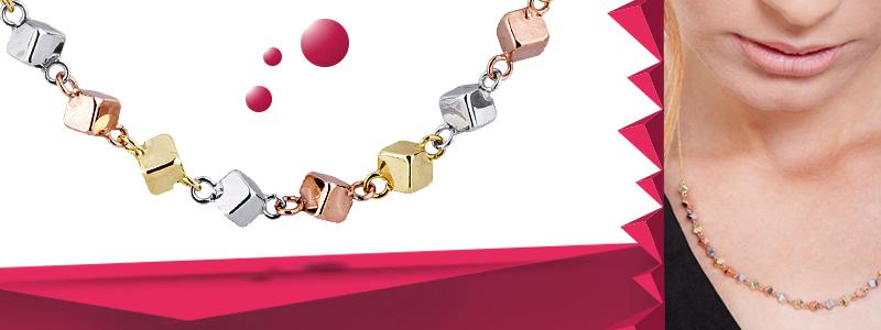 Collana in-oro-giallo-rosa-bianco-18k-221845-gioielli-di-valenza
