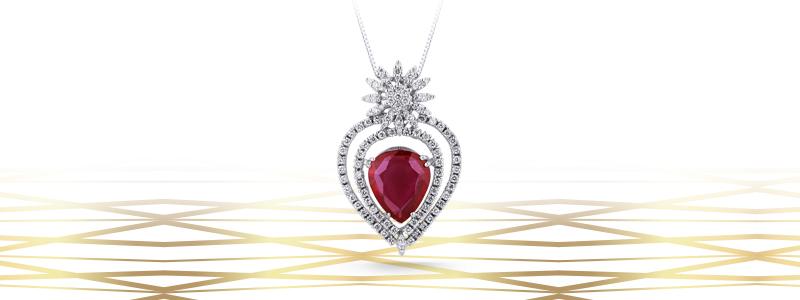 collana-con-pendente-a-goccia-in-oro-bianco-18k-con-rubino-e-diamanti-CIN2669BBR-gioielli-di-valenza