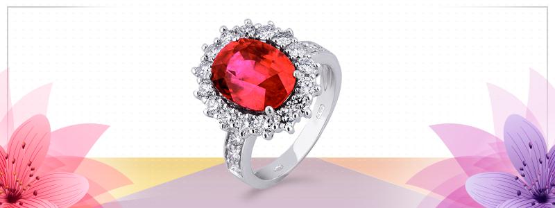 anello-contorno-in-oro-bianco-18k-con-diamanti-e-rubino-ACON2665BBR-gioielli-di-valenza