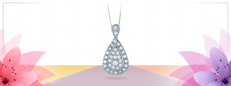 collana-in-oro-Bianco-18k-con-pendente-a-goccia-in-diamanti-CI61BB-gioielli-di-valenza