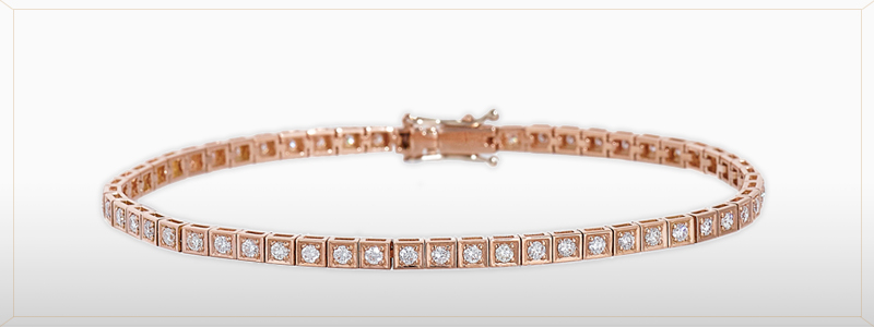 UTENK02RB-bracciale-tennis-uomo-in-oro-rosa-18k-con-diamanti-gioielli-di-valenza