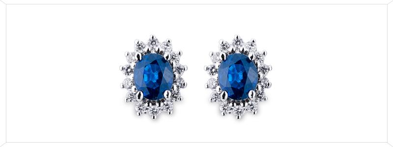 OCON2425BBZ-Orecchini-in-oro-bianco-18k-con-Zaffiro-blu-e-diamanti-gioielli-di-valenza