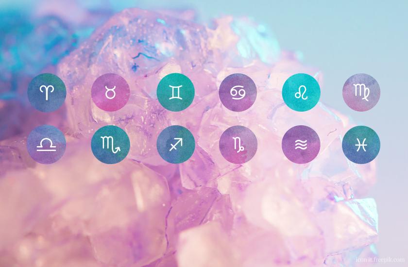 Pietre segni zodiacali