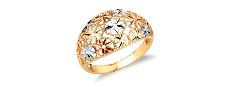 AGBR204577AN-anello-in-oro-giallo-bianco-e-rosa-18k-con-filigrana-e-fiorellini-diamantati-gioielli-di-valenza