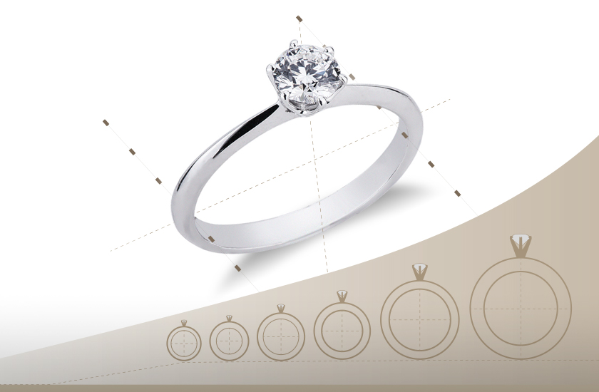 Misure anelli: la guida per scegliere la giusta taglia