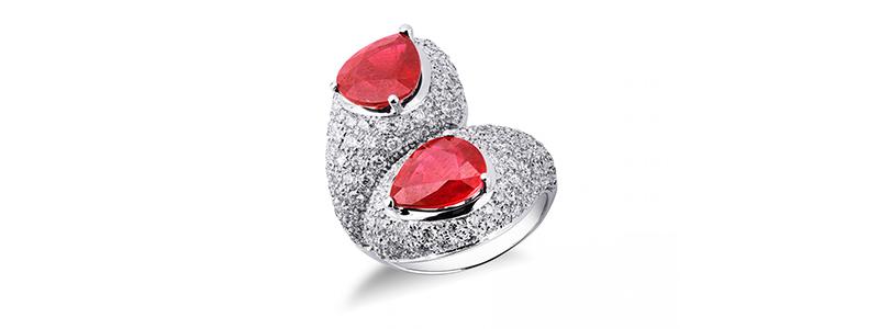 ANN2259BBR-Anello-contrariè-in-Oro-Bianco-18k-con-Rubini-e-Diamanti-gioielli-di-valenza