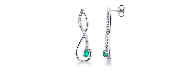 OR1678BBS-Orecchini-in-oro-bianco-18k-con-smeraldi-e-diamanti-gioielli-di-valenza