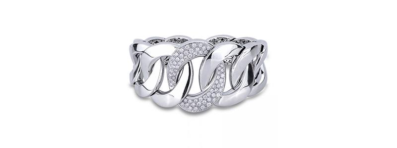 POBR2915BB-Bracciale-maglia-groumette-in-oro-bianco-18k-con-Diamanti-gioielli-di-valenza