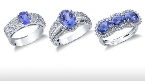 Tanzanite caratteristiche proprietà copertina articolo dicembre 19 gioielli di valenza