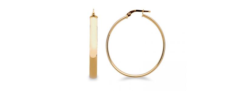 OLIVA4X2INT30-Orecchini-a-cerchio-in-oro-giallo-18k-gioielli-di-valenza