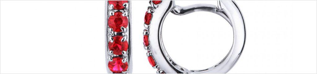 ORN2100BR-Orecchini-in-oro-bianco-18k-a-cerchio-con-rubini-gioielli-di-valenza